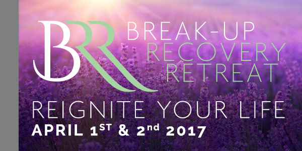 April Break Up Recovery Retreat