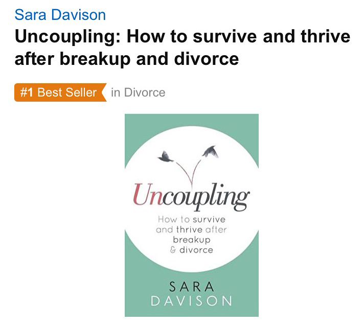 Uncoupling Best Selling Author